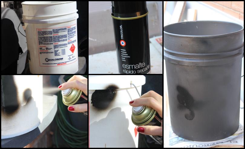 Decora y adora julio 2014 - Pintura en spray para plastico ...