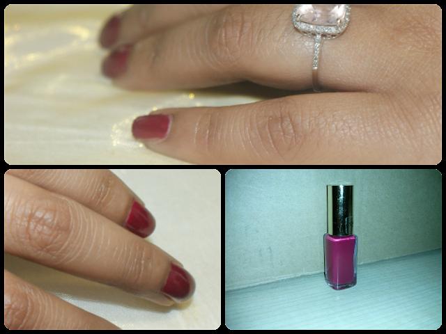 Loreal Color Riche addictive plum 503, L'oreal color riche addictive plum 503