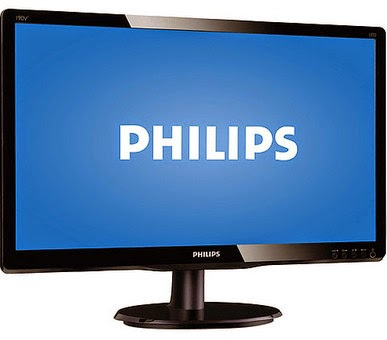 harga monitor philips murah second