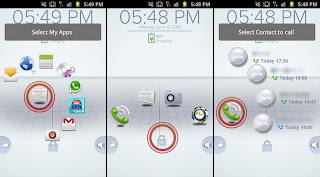 download aplikasi Active lockscreen @ Lampung Bridge