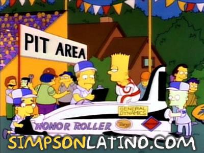 Los Simpson 3x09