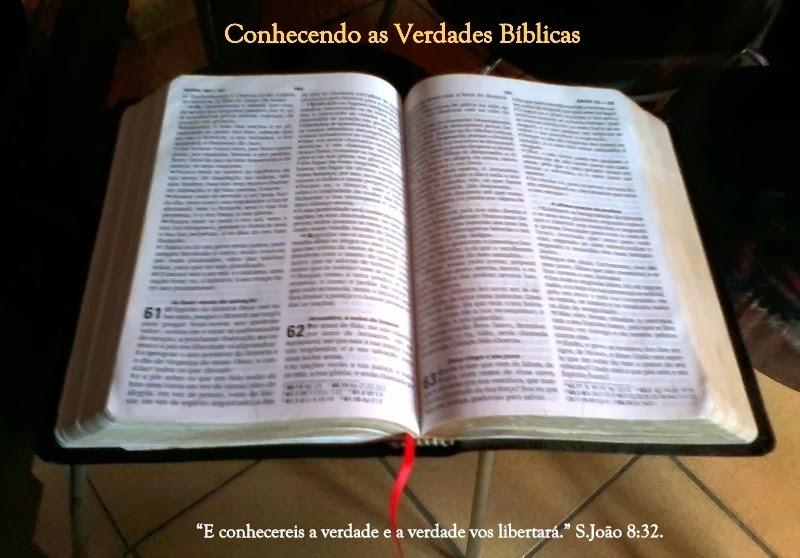 Conhecendo as Verdades Bíblicas