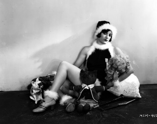 Joan Crawford Christmas