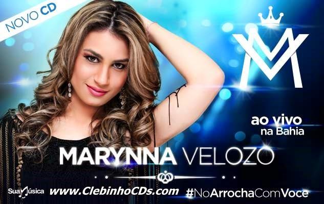 Marynna Velozo Ao Vivo na Bahia - CD PROMOCIONAL 2015