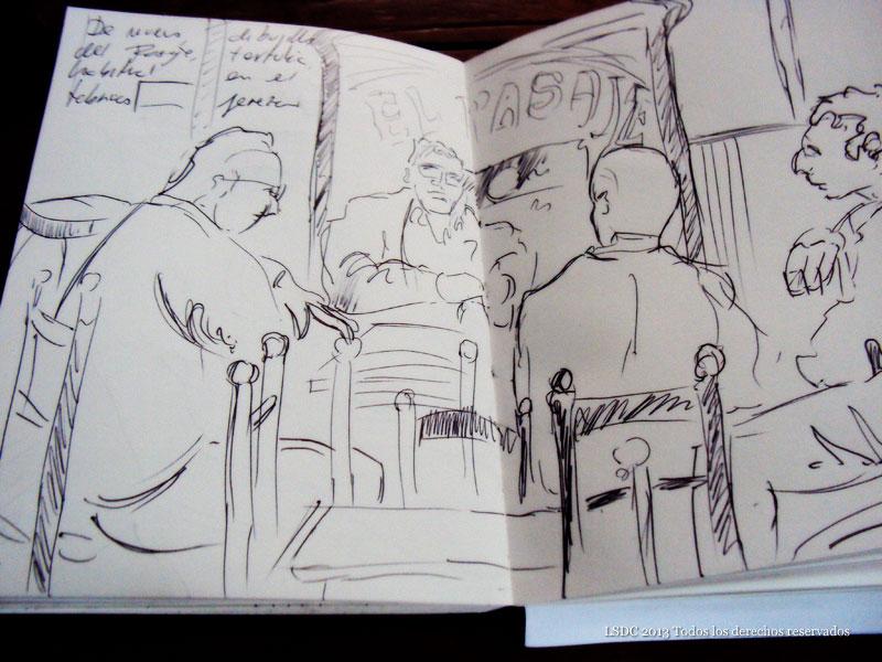 Entrevista al Pintor Manuel Martín Morgado