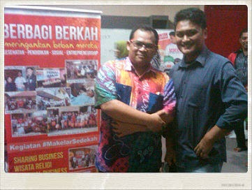 Seminar Mental Block Breaker Bersama Bang Jay