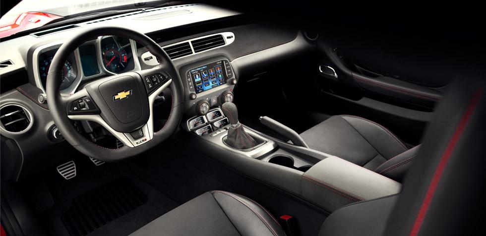 Hank Graff Chevrolet - Bay City: 2013 Chevrolet Camaro ZL1 ...