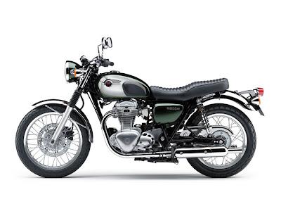2012 Kawasaki W800