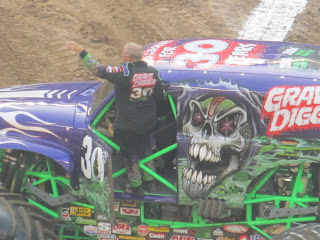 Monster Jam | Grave Digger