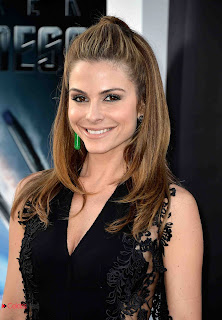 Maria Menounos Pictures in Jumpsuit at Star Trek Into Darkness Los Angeles Premiere