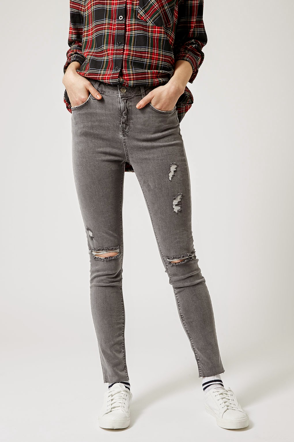 topshop ripped jamie jeans, topshop grey jamie jeans review,