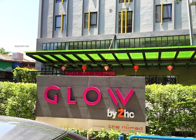 Located inside GLOW by Zinc