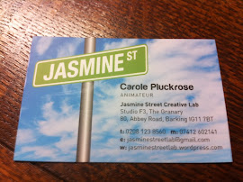 Jasmine Street Business Card