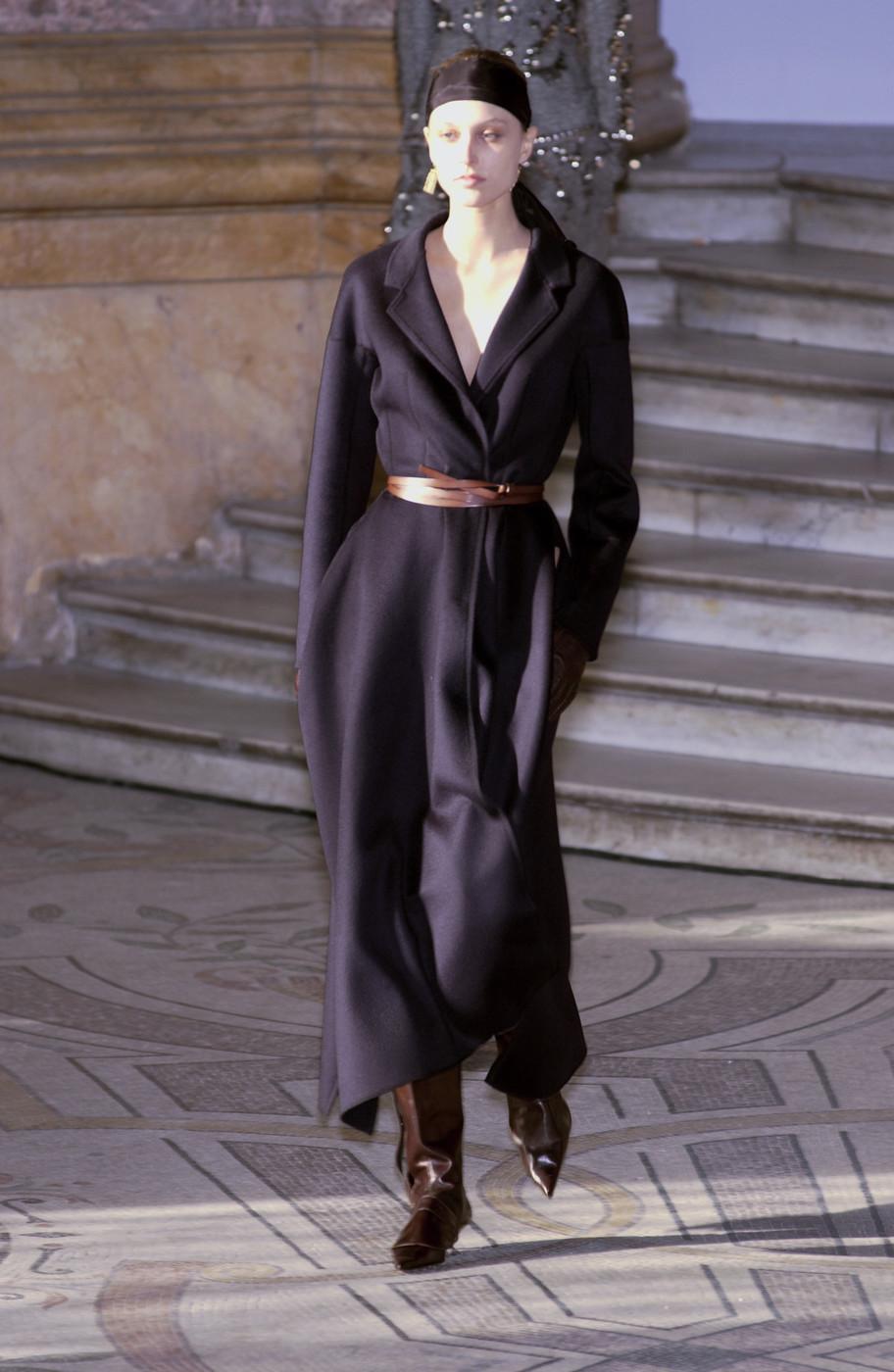via fashioned by love | Lanvin Fall/Winter 2002