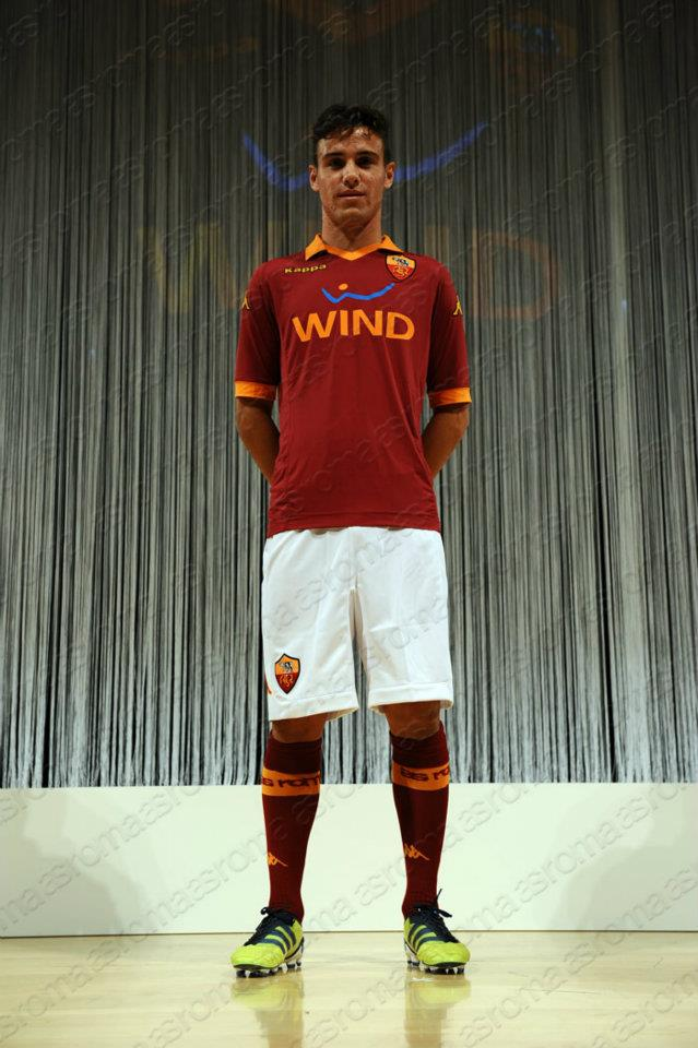 maglietta as roma 2012/2013