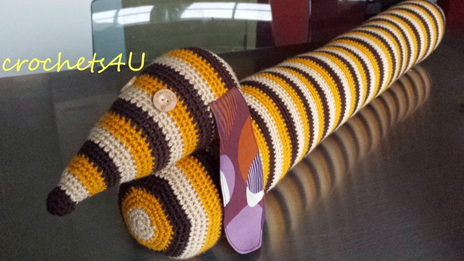 Crochets4u Tochthond Haken