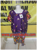 supplier Daster batik murah