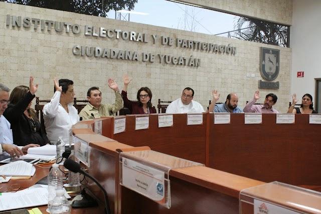 IEPAC registra la plataforma electoral que sostendrán los candidatos en las campañas