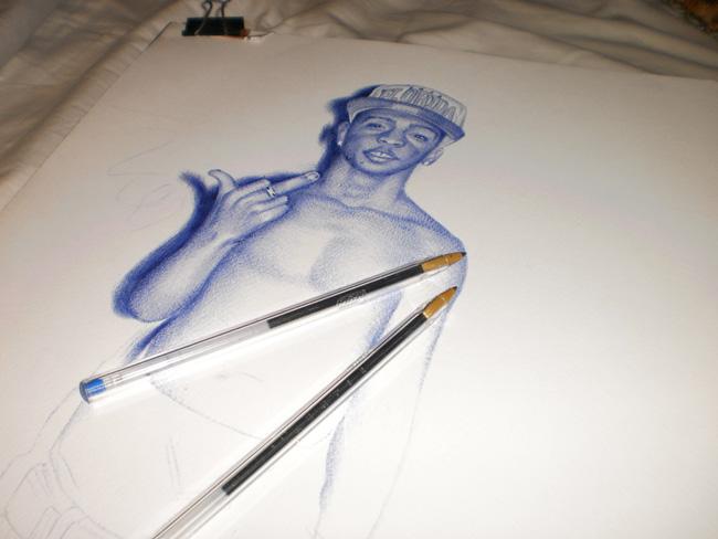 Vamos a dominar el bolígrafo!! (Dibujo)