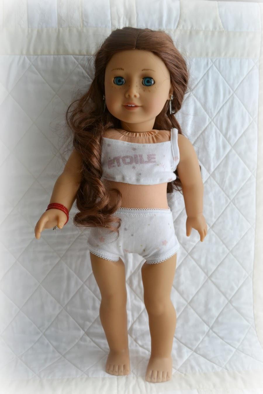 Bear, Dolly and Moi: undergarments for dolls