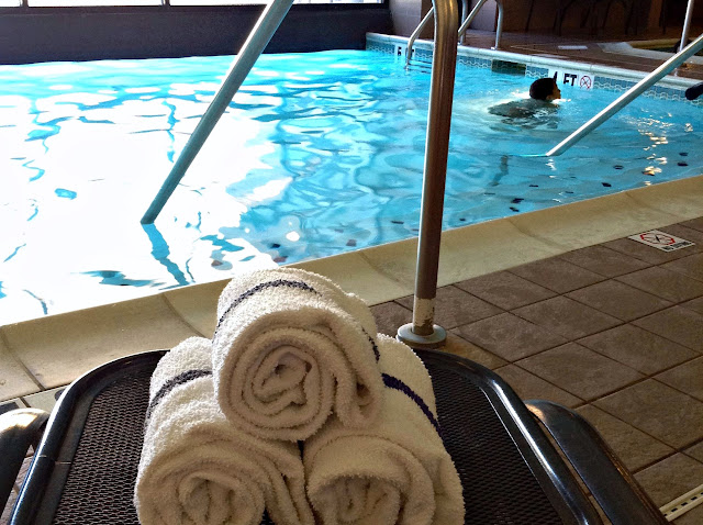 Indoor pool | Travelling is Better When You Stay at Drury Hotels