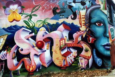 graffiti_murals_woman_face_3d_design