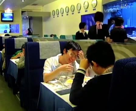 Airline-themed Restaurant