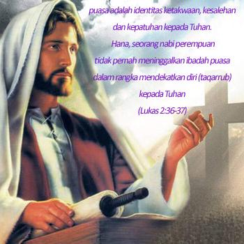 Dalam Bahasa Sunda Jawaban untuk Kristen (1): Puasa Ramadhan Ibadah