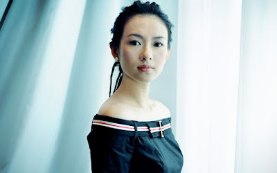 Zhang Ziyi Cool Wallpaper
