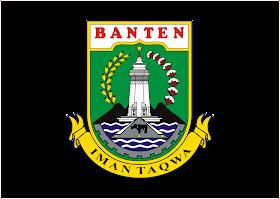 Provinsi Banten Logo Vector download free