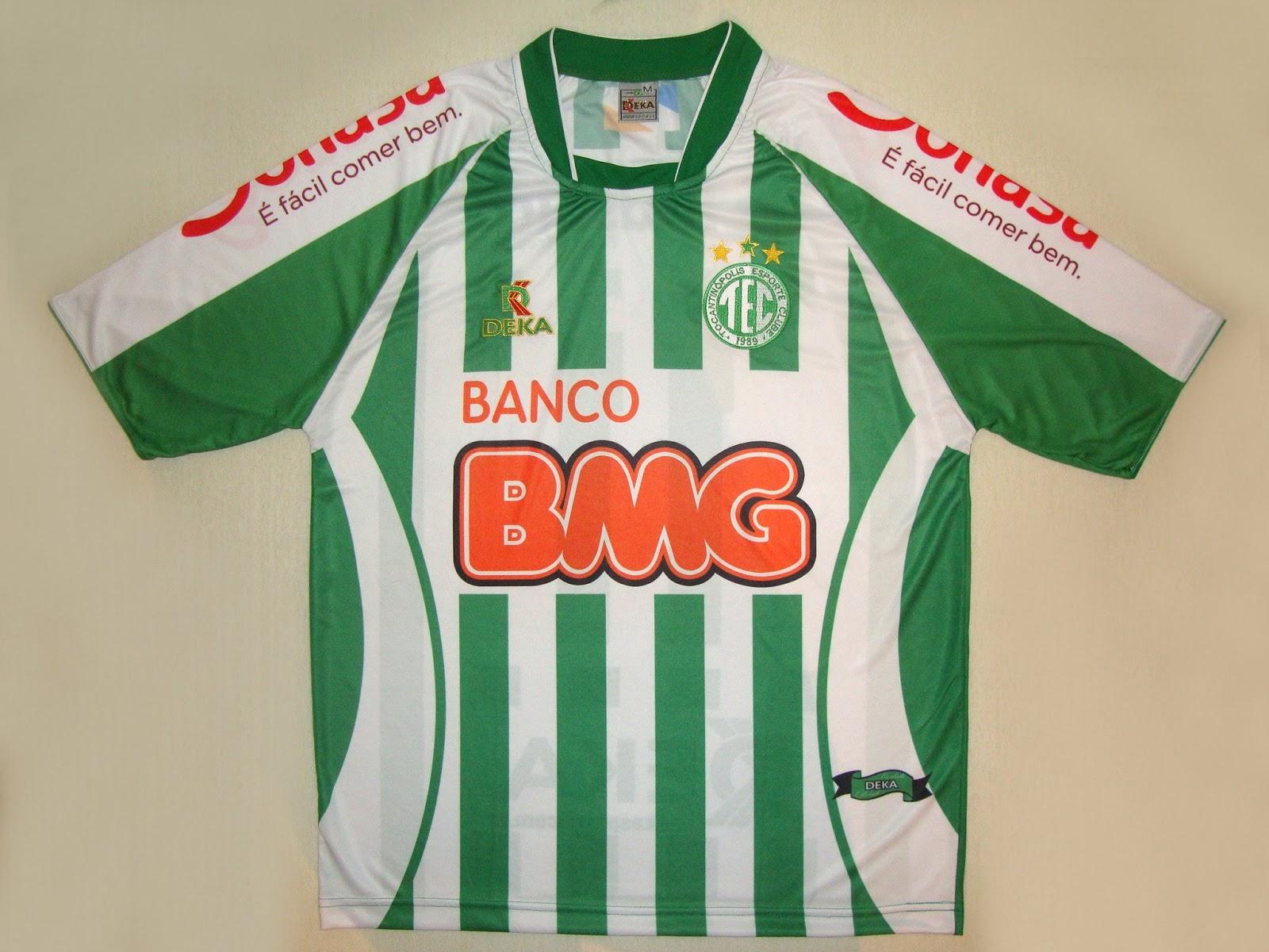 5afaf9a431 Tocantinópolis Esporte Clube (TO) - Show de Camisas