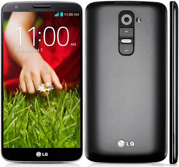 smartphone terbaik LG G2