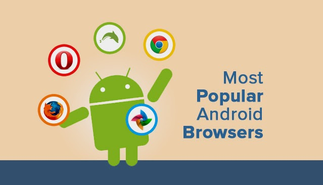 Web Browser Terbaik untuk os berbasis Android