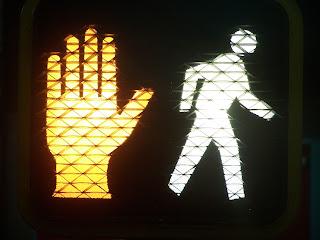 Walk Don't Walk Sign