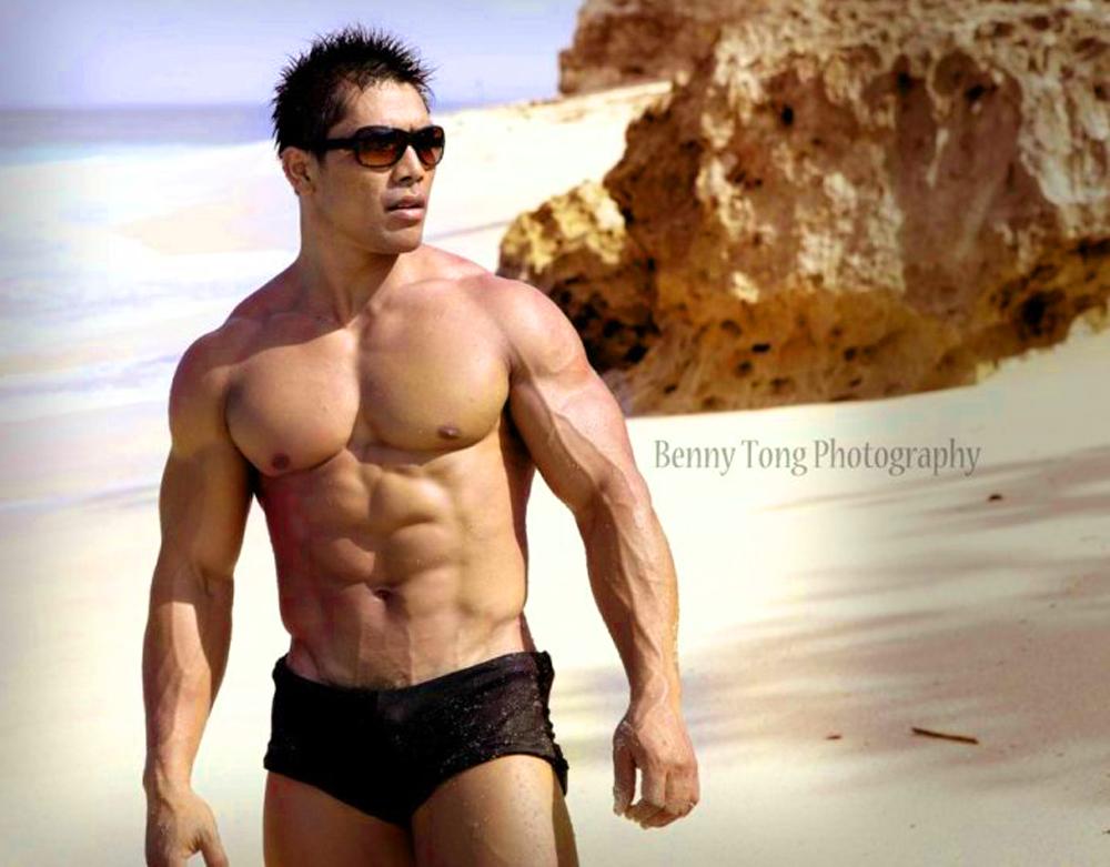 Beautiful Indonesian Man
