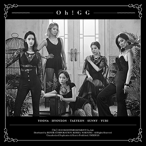 "Girls' Generation (Oh!GG) - ""Lil' Touch"""