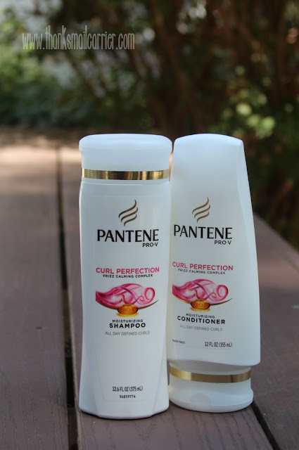 Pantene Curl Perfection review