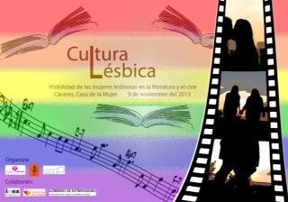 Jornadas Cultura Lésbica 2013