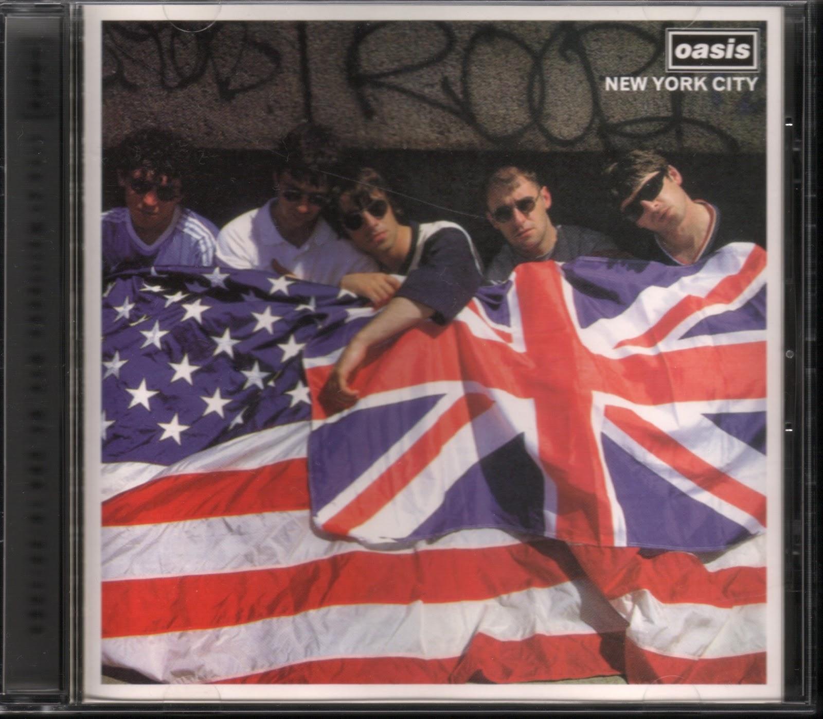 Oasis Bootlegs From Fuckuoka: New York City (FLBB011)