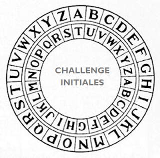 Challenge Initiale par lolie77 (livraddict)