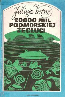 """Porozmawiajmy o rybach, czyli """"20 000 mil podmorskiej żeglugi"""" czytane po latach"""