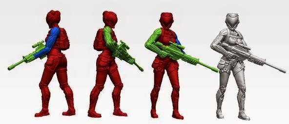 Last Saga 32mm skirmish game kickstarter interview miniature design