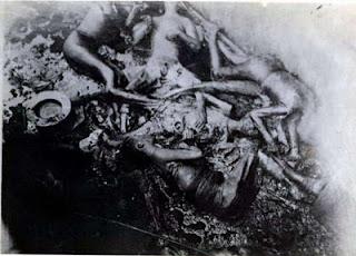 Gambar Mengerikan Saat Terjadi Bom Hiroshima