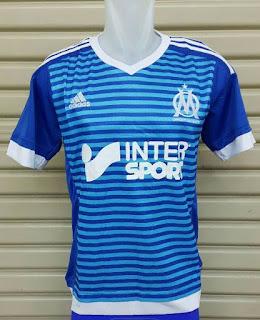 gambar detail terbaru musim depan Jual jersey Marseille third terbaru musim depan 2015/2016