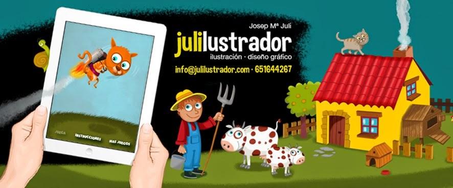 """Josep Mª Juli """"julilustrador"""""""