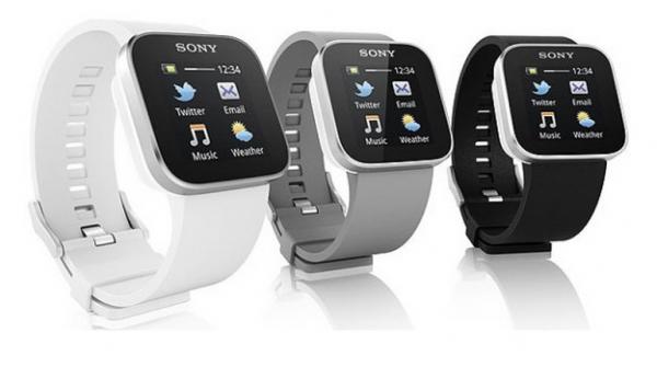 Sony Smart Watch02