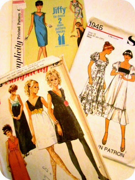 Vintage Sewing Patterns