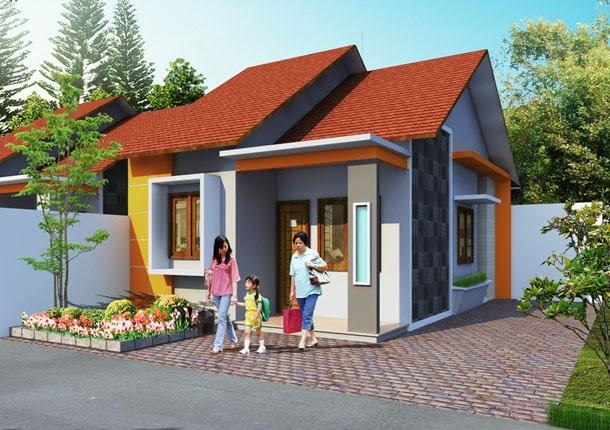 model-rumah-sederhana