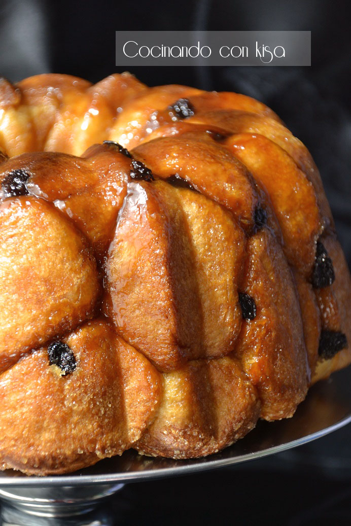 Cocinando con kisa monkey bread o pan de mono kitchenaid for Cocinando con kisa