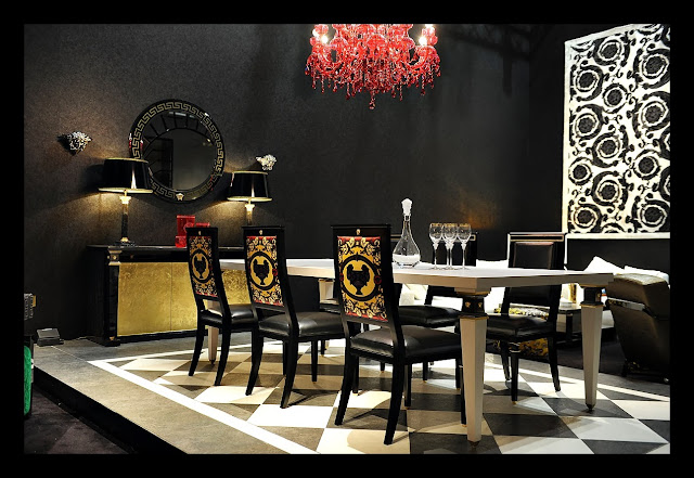 luxury life design versace home collection. Black Bedroom Furniture Sets. Home Design Ideas
